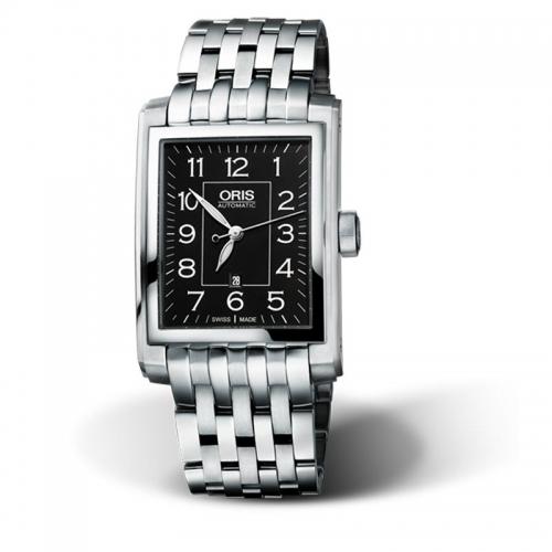 Reloj Oris Rectangular Date...