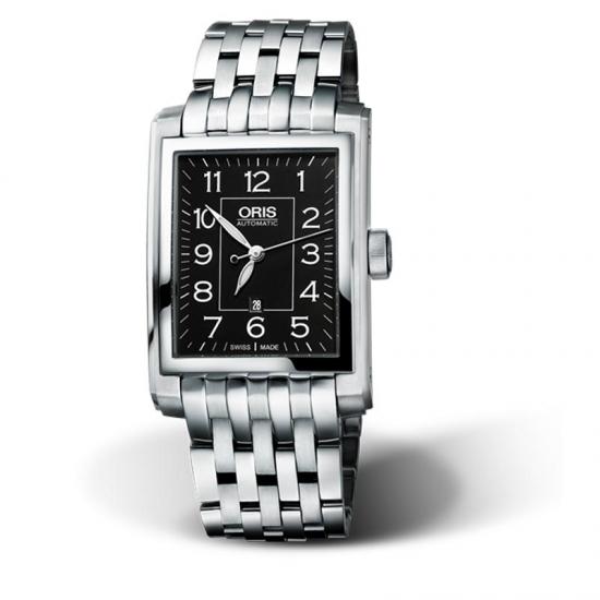 Reloj Oris Rectangular Date - 01 561...