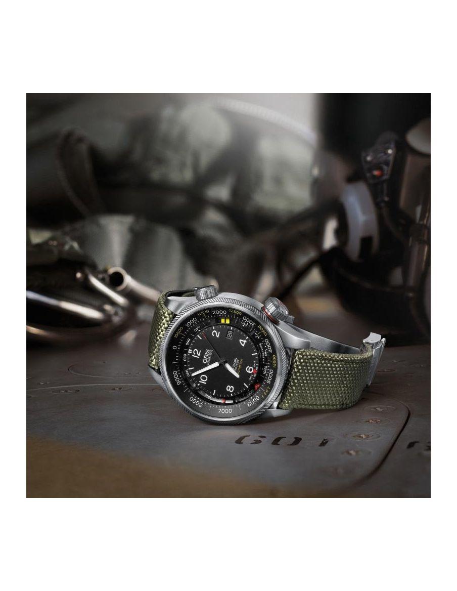 Reloj Oris Big Crown Propilot Altimeter 733 7705 4134