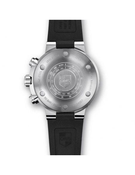 Reloj Oris Aquis Chronograph 774 7743 4155
