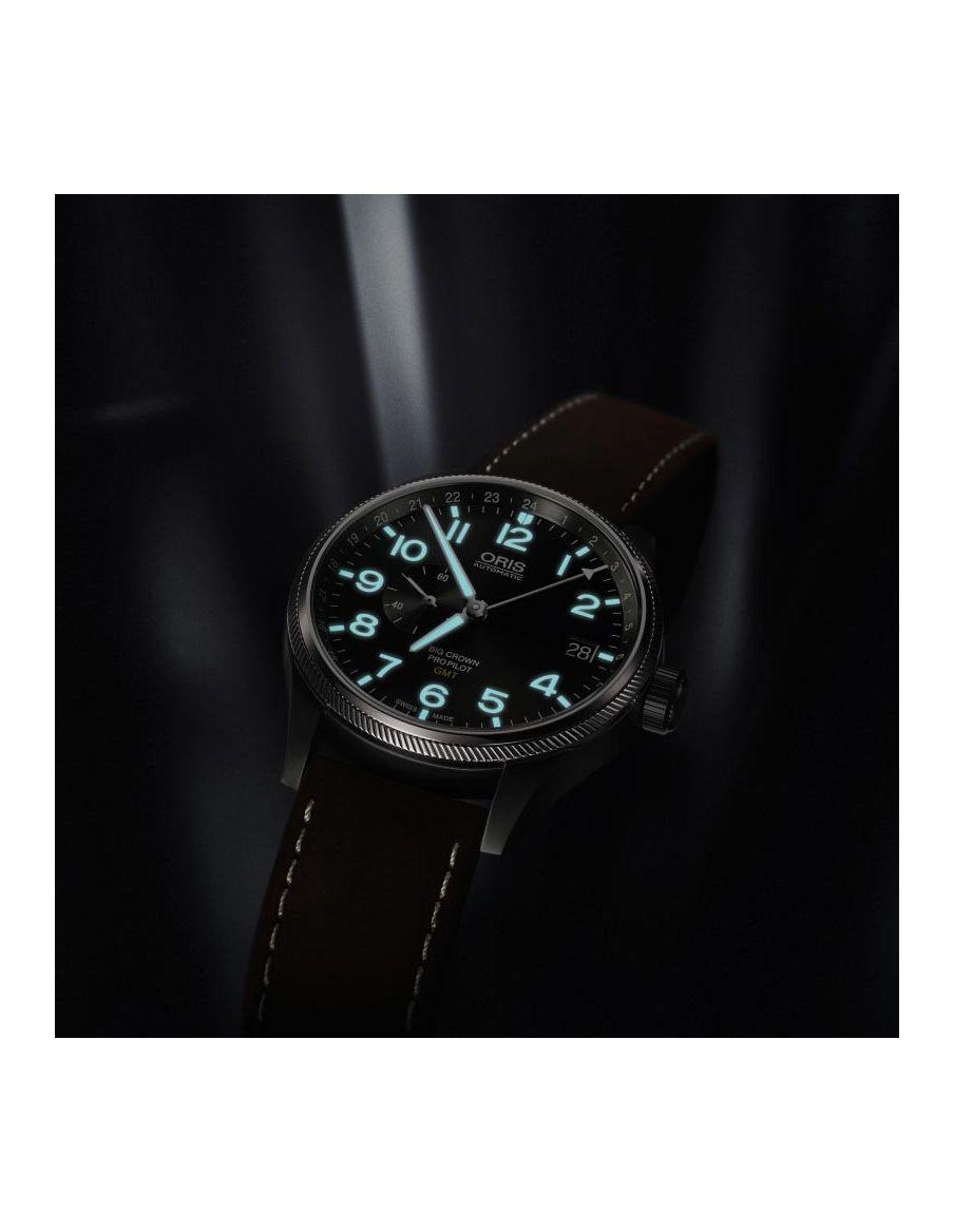 Reloj Oris Big Crown Propilot GMT - 748 7710 4063
