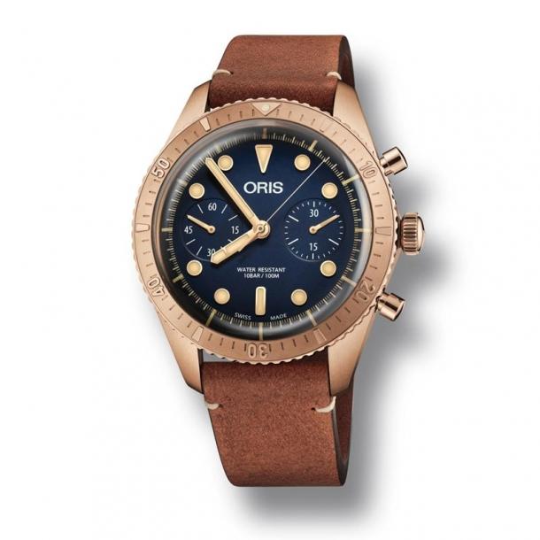 Reloj Oris Carl Brashear Chronograph Limited Edition - 771 7744 3185
