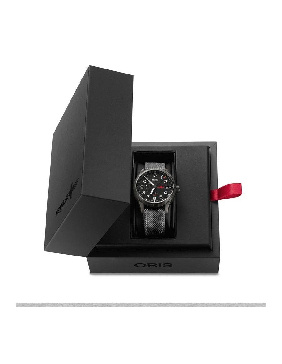 Oris GMT Rega Limited Edition 748 7710 4284