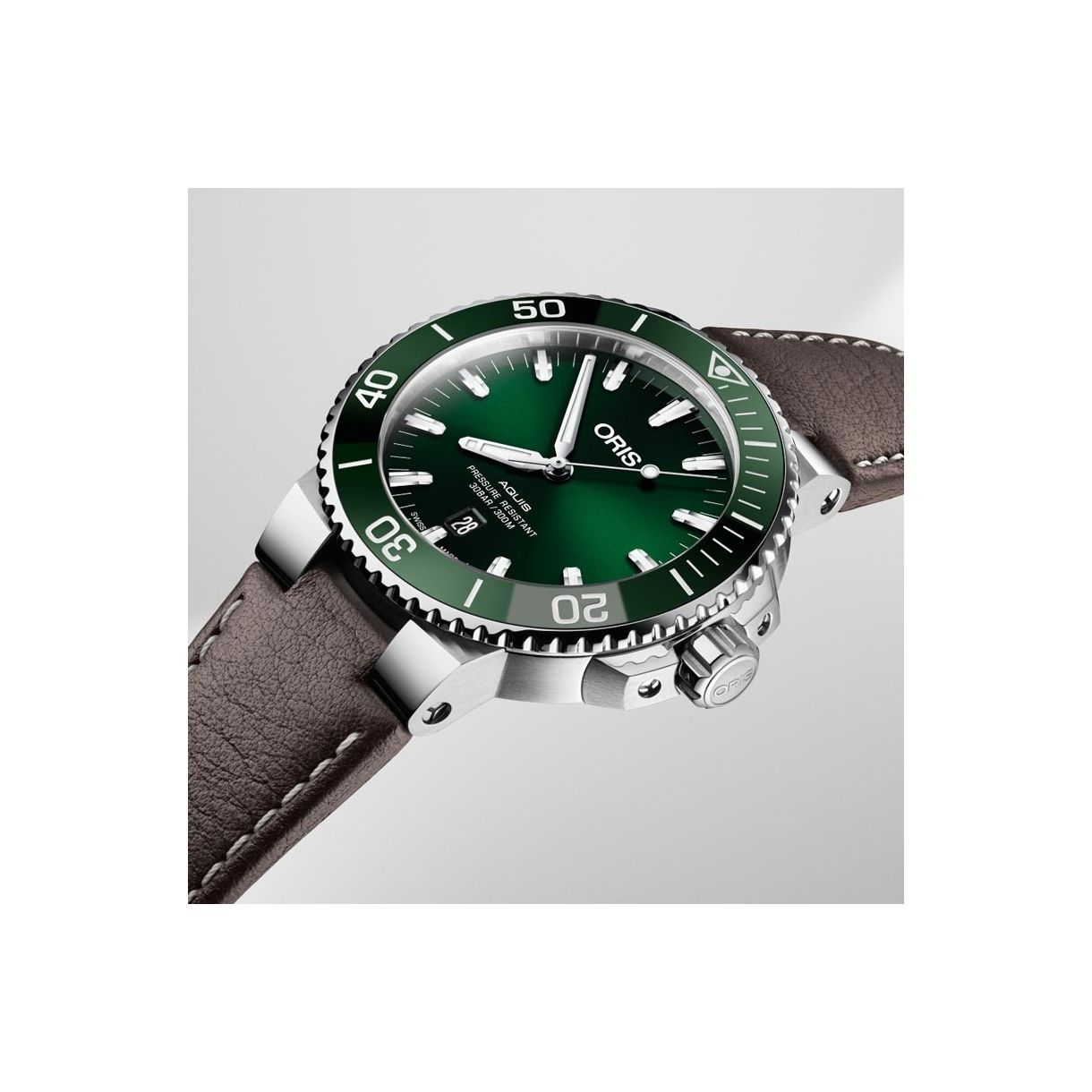 en venta zapatos de otoño modelado duradero Reloj Oris Aquis Date - 733 7730 4157