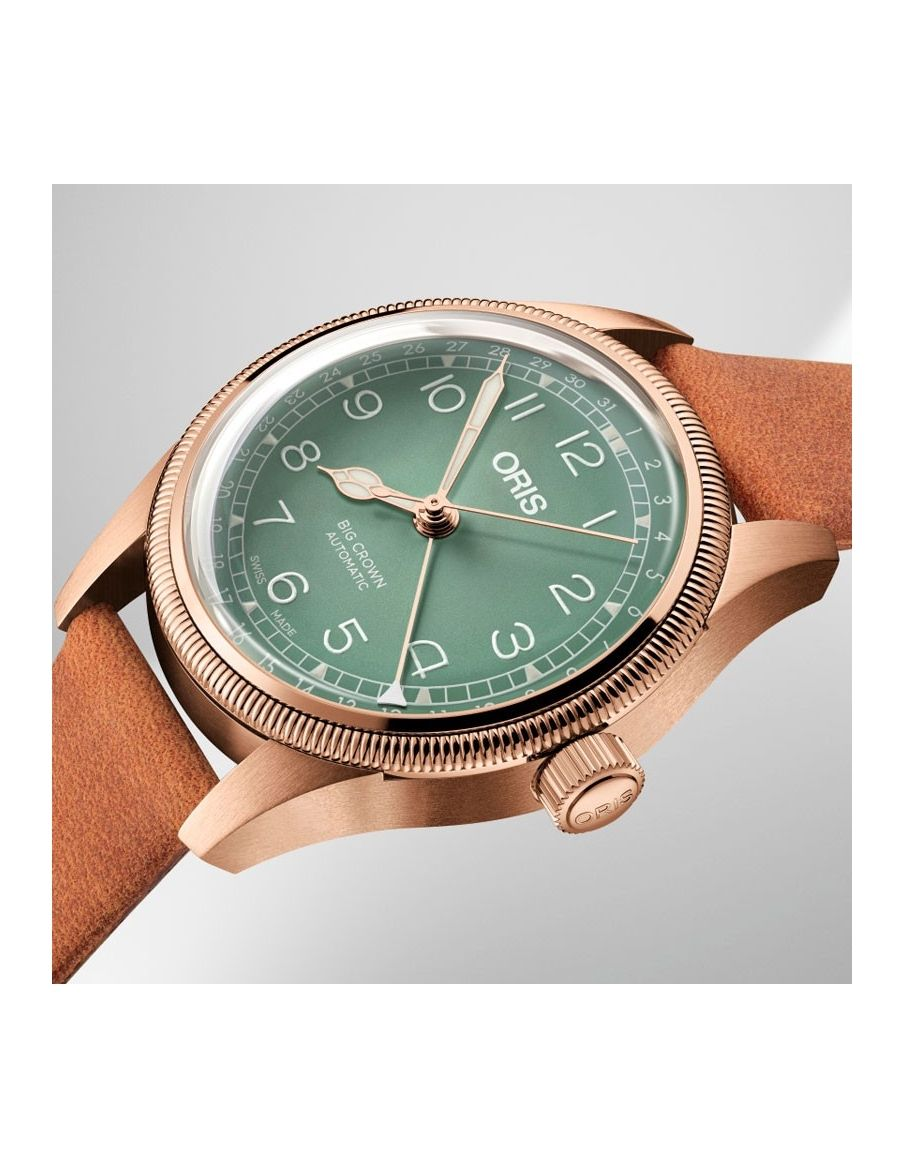 Reloj Oris Big Crown Bronze Pointer Date - 754 7749 3167