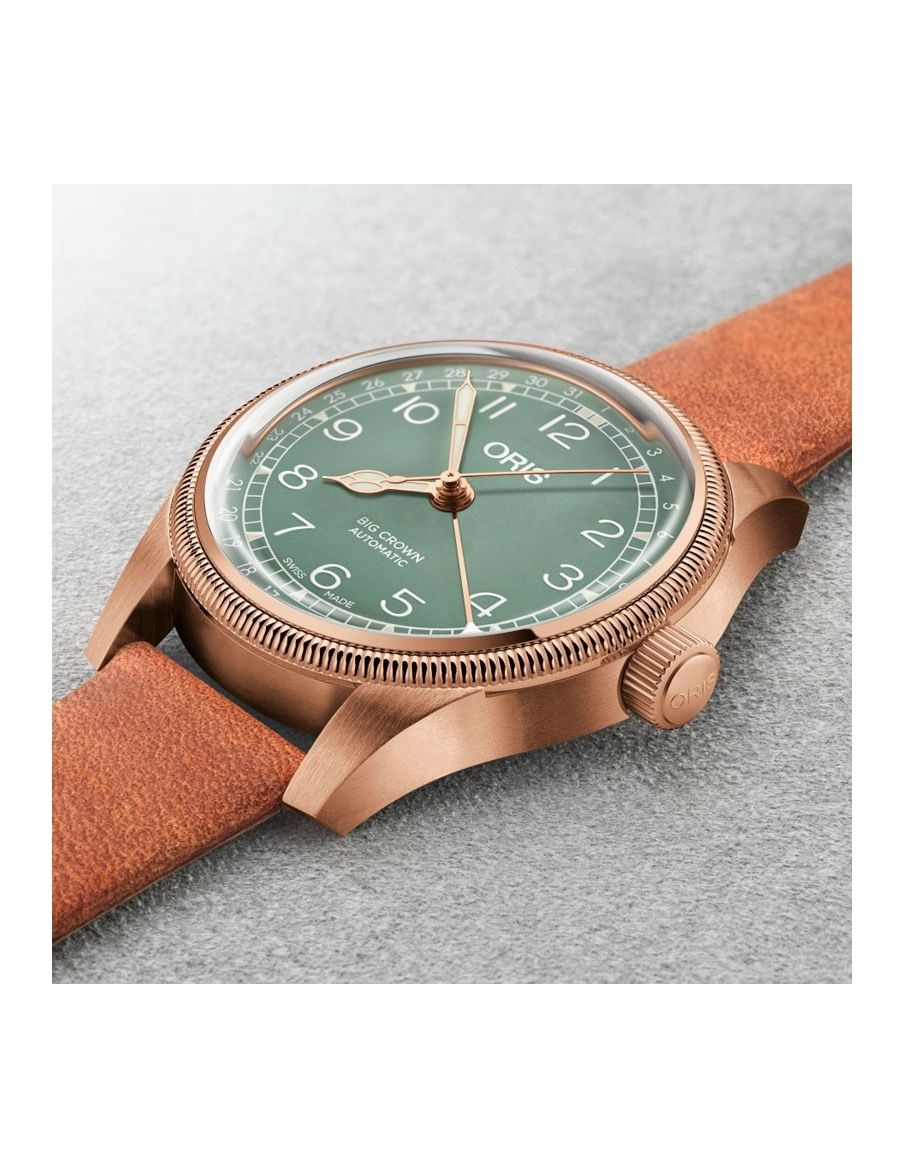 Reloj Oris Big Crown Bronze Pointer Date - 754 7749 3167