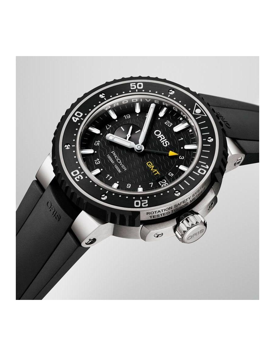 Reloj Oris Prodiver GMT - 748 7748 7154