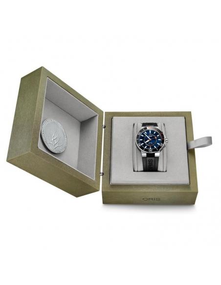 Reloj Oris Aquis Staghorn Restoration 735 7734 4185