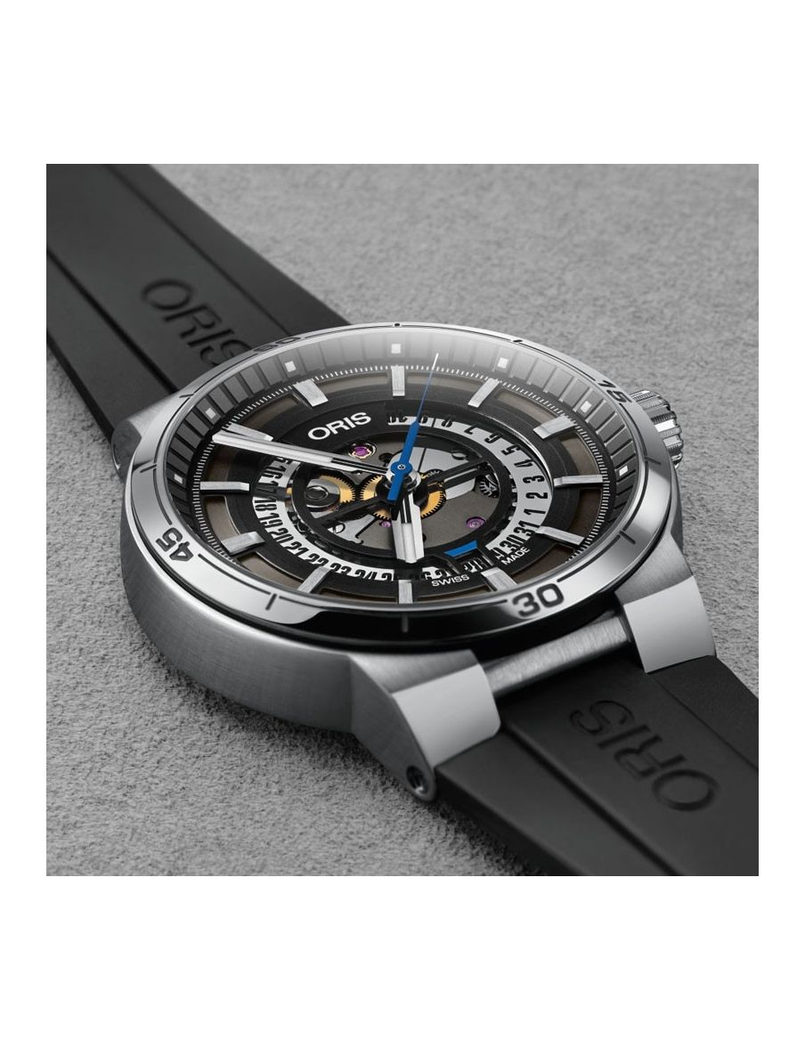 Reloj Oris TT1 Engine Date - 733 7752 4124-42406