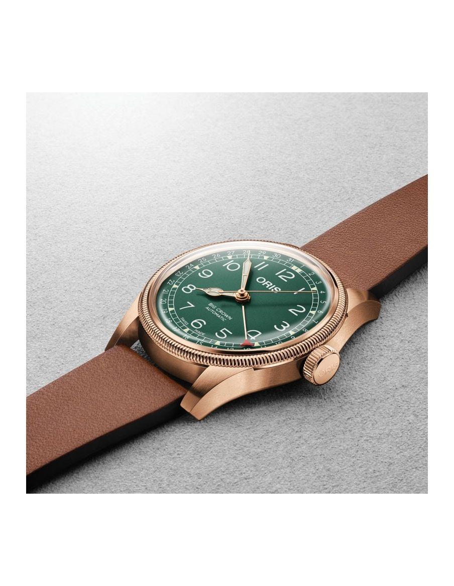 Reloj Oris Big Crown Pointer Date 80 aniversario - 754 7741 3167