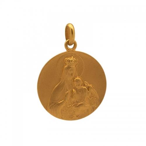 Medalla escapulario con...