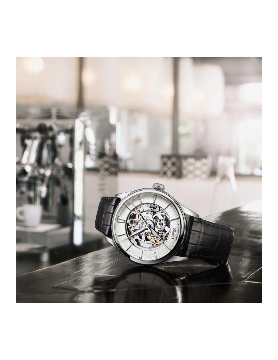 Reloj Oris Artelier Skeleton 734 7721 4051